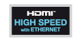 hdmi 2.0 with ethernet